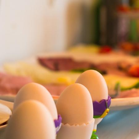 Snídaně – švédské stoly, čerstvá káva a čaj – Wellness Penzion Agáta.
